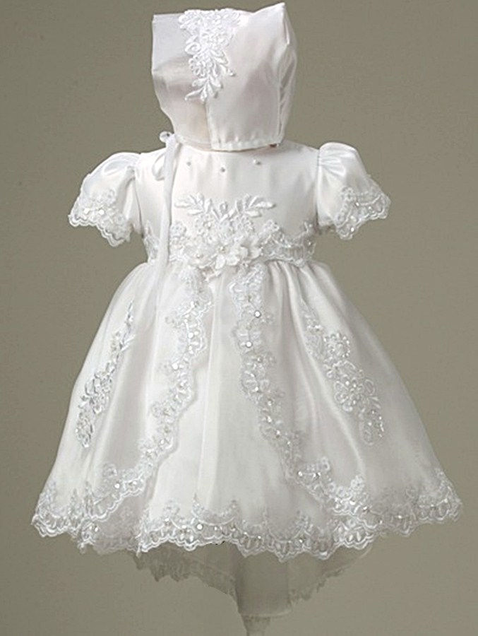 Style BT106 Baptism Dresses, Baptismal Gowns, Baby Dresses, Children ...