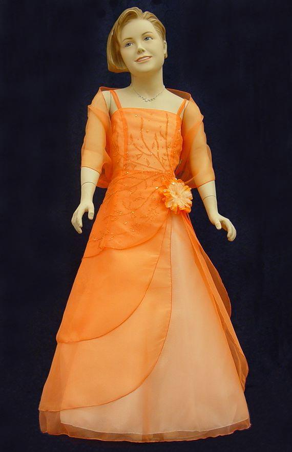 Style G0111 FlowerGirl's Dresses, Children's Formal Wear ...