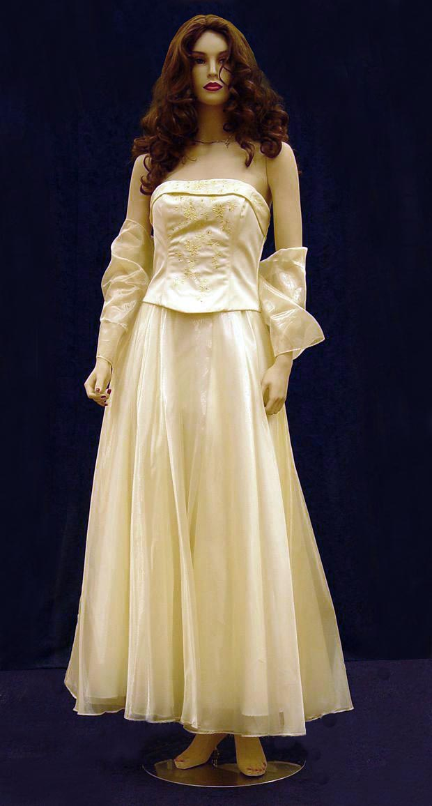 Prom Gowns, P0117 Yellow