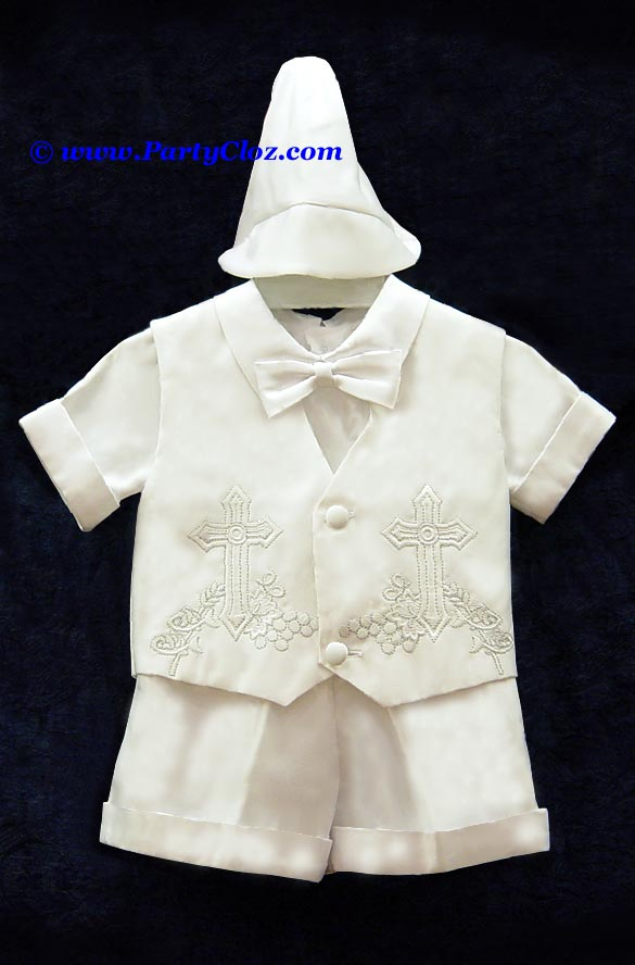 Baptismal Suits, Formal Wear for Babies TB108