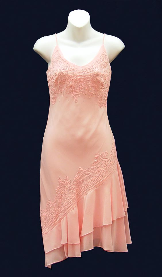 Bridesmaid, Homecoming, Cocktail Dresses S0109 Pink