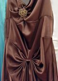 Bridesmaid, Cocktail, Homecoming Dresses S0114 Available Colors: Brown