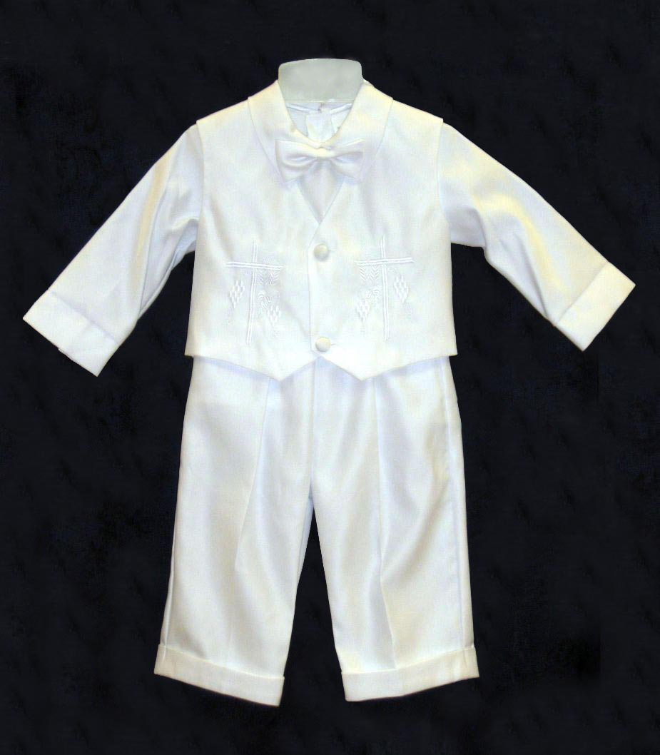Baptismal Suits and Tux TB100