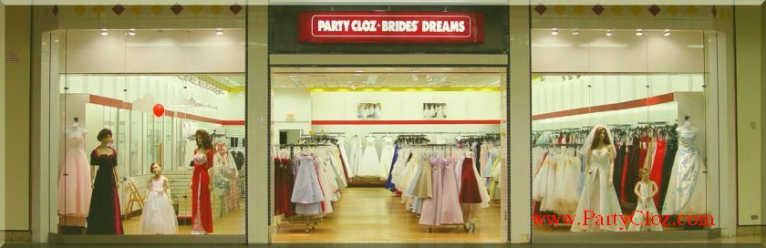 ef5366e2f7281 Party Cloz   Brides  Dreams at Westminster Mall  Evening Wear